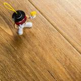 Pavimentazione European-Style del laminato dell'eucalyptus di Ottawa