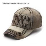 Отдых Capa ковбоя бейсбольной кепки способа New York City материальный