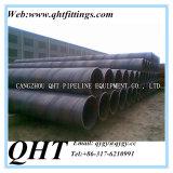 API 5L Psl 1 труба углерода GR b сваренная SSAW стальная