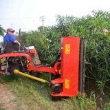 油圧農業の機械装置のトラクターの側面の芝刈機