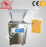 Máquina de embalagem de vácuo com inflação de ar e bomba de alto grau de vácuo