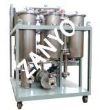 Machine de rebut de purification d'huile de cuisine d'acier inoxydable (ZYC)