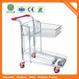 Trole do supermercado da gôndola para transportar (JS-TWT04)