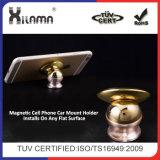 Universal giratorio de 360 grados titular del teléfono móvil del coche Magnética