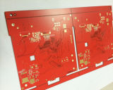 2 L Double Side 1.6mm Red Surface Fr4 PWB Used in Electronics