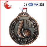 Hoher Grad-Form-nach Maß Geschenk-Medaillen-Medaillon