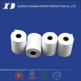 Верхнее Coated кассовый аппарат Paper Roll 57mm x 38mm Thermal