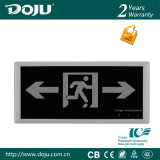 Diodo emissor de luz Emergency Light de DJ-01d4 Patented Product Flameresistant Material Rechargeable com CB