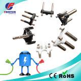 Alimentation électrique Termianl Pins Plug Insert for Cable