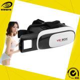 """Caixa 2.0 da realidade virtual para a menina """"sexy"""" video de Japão"""