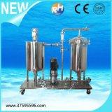 Carbonated напиток обрабатывая типы фильтр кизельгура машины фильтра вина