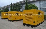 Gerador silencioso de refrigeração água do diesel 60kVA