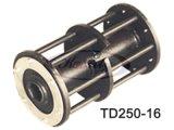Ensamblaje de las fresas del carburo de tungsteno. 255519c para la máquina Kl-250e y Kl-250g del escarificador