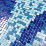 2016 nuevo Trend Glass Mosaic Tiles Swimming Pool Mosaic Glass Mosaic para Swimming Pool Tile