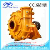 Pompe submersible verticale centrifuge de boue d'émoulage de traitement minéral