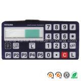Tastiera dell'interruttore di membrana di basso costo