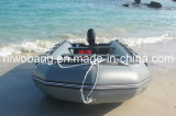 Fischerboot-transportierendes Boot Barcode Pesca Inflatable