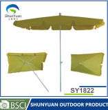 Стальной зонтик квадрата наклона (SY1822)