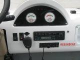 Buggy elettrico della pattuglia, bella prospettiva, veicolo elettrico