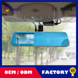 4.3 '' camma completa di HD 1080P Dual Lens Review Mirror Recorder Auto Dash