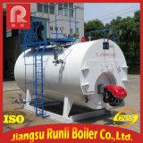 Chaudière à vapeur thermique de tube d'incendie de pétrole de haute performance avec Gsa allumée