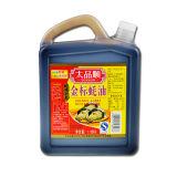 La salsa aromatizzata dell'ostrica dentro può