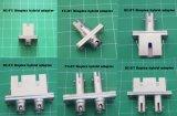 Sc/LC/FC/St Adapter van de Vezel van de Vezel de Optische Male-Female Hybride