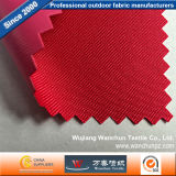 Polyester 300d Red Oxford PVC Fabric für Bag
