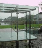 Één Korte Spin van het Glas van het Wapen voor Gordijngevel