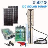 Prix de l'essence solaire submersible de bonne qualité de l'eau de C.C de la Chine pour Irriation (pompe solaire submersible) (5 ans de garantie)