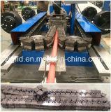 Линия штрангя-прессовани трубы из волнистого листового металла HDPE одностеночная