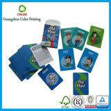 Печатание карточки игры высокого качества изготовленный на заказ