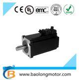 Motor de NEMA24 220V 400W BLDC con el codificador para la máquina de materia textil