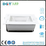 diodo emissor de luz Recessed 30W Downlight do retângulo
