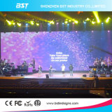 China Factory P3.91mm SMD Full Color LED Indoor Rental Display Screen für Show