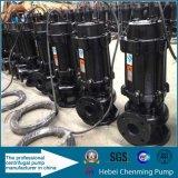Vertikale elektrische entwässernBergwerksausrüstung-Schlamm-Pumpe