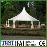Festzelt-Pagode-Zelt des im Freienkabinendach-sechseckiges 3X3m