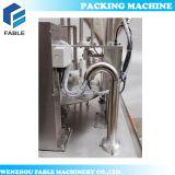 Enchimento do copo e máquina giratórios da selagem para o pó do café