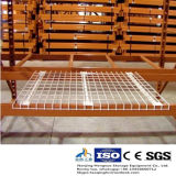 Estante industrial de la cubierta del alambre del almacenaje del almacén del surtidor de China