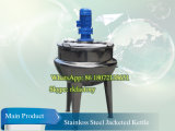 ステンレス製のSteel Vertical Jacketed Kettle 500L (K-SVM)
