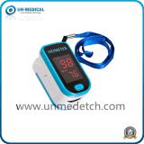 Oxímetro do pulso do dedo do indicador de diodo emissor de luz do baixo preço
