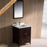 América do Norte Modern Single Basin Wooden Bath Cabinets