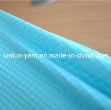 Tela bonita de Lycra de pano de matéria têxtil da ioga do fabricante chinês