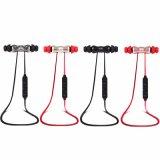 Metallübergibt magnetischer InOhr Radioapparat freiem Kopfhörer Stereosport Bluetooth Kopfhörer-Kopfhörer