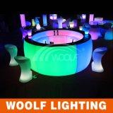 新製品党のためのプラスチックによって照らされるLED棒カウンター屋外LED棒カウンター