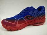 赤い青カラー人のための変更された方法体操のスニーカー