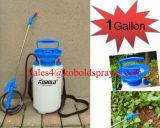 Jardim que molha, pulverizador da pressão da limpeza 5L do &Floor do indicador