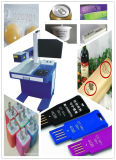 Логос, iPhone/Apple, Я-Пусковая площадка, звенит машина маркировки лазера волокна