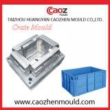 Molde industrial da caixa/caixa da injeção plástica