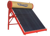 China Qal Non-Pressurized Compact Solar Water Heater (240L)
